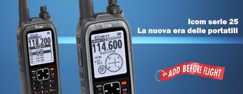 Radio portatile con sistema NAV GPS e Bluetooth