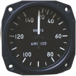 Anemometro analogico Falcon Gauge 20-140 Knots- Diam. 80 mm