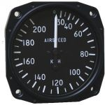 Anemometro analogico Falcon Gauge 40-200 Knots- Diam. 80 mm