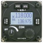 AR6201 BECKER VHF doppia frequenza - 8,33khz