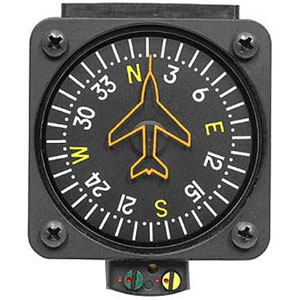 PAI-700 Vertical Card Compass