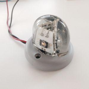 Corpo lampada strobo SL3N-LED