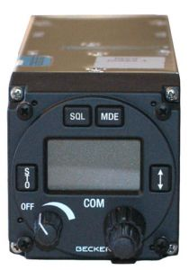 AR4201 BECKER VHF TRANSCEIVER