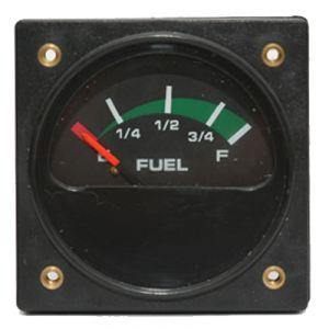 Indicatore livello carburante 1 lancetta - Falcon Gauge - Diam. 57 mm