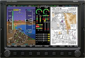 """Skyview SV-D1000A 10"""" SOLO DISPLAY"""