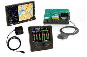 Gps EKP V+ DOCKING + A2 ADAHRS + ENGIBOX