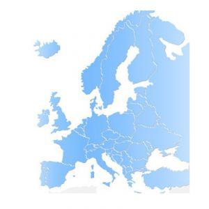 Cartografia terestre europea per Gps2 Star Company - AvMap