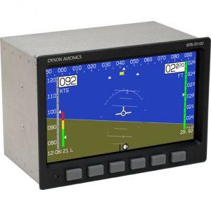 EFIS-D100 UltraBright System Dynon Avionics