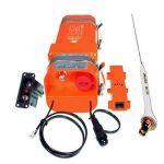 ELT ACK E-04 - 406 Mhz - Kit completo di comando remoto e antenna.