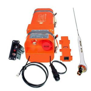 ELT ACK E-04 - 406 Mhz - antenna and remote control complete kit