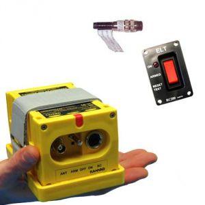 ELT Kannad 406 AF-Compact - Kit con pannello attivazione remoto