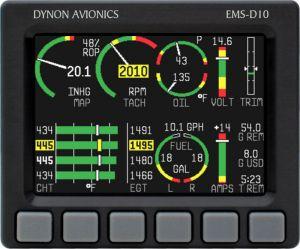 EMS-D10 - Dynon Avionics