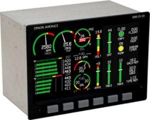 EMS-D120 UltraBright - Dynon Avionics