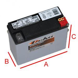 ETX15L - BATTERIA 12V