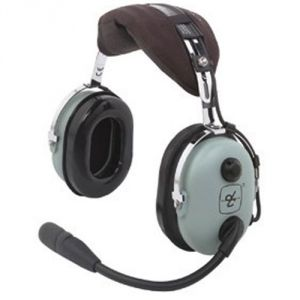 H 10-13H  casque David Clark HELICOPTERE