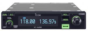 ICOM IC-A210-E Ricetrasmittente Aeronautica - 8,33 Khz