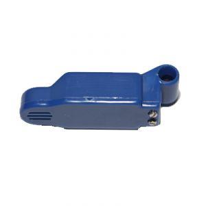 Microfono elettrete per braccetto metallo ricambio ST12- colore blu