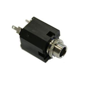 Presa 6,3 mm da pannello per Circuito Stampato per PJ-055