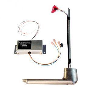 Sonda AOA Tubo di pitot riscaldato - 90°  per Dynon