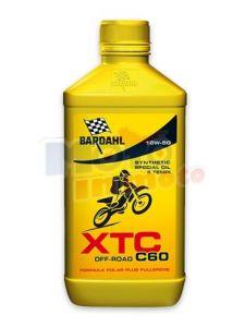 Olio motore sintetico XTC C60 SAE 10W-60 Off Road 1lt