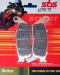 Brake pads HS sinterizzate