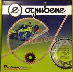 Kit Trasmissione Catena Corona Pignone - Honda Transalp