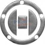 Adesivo tappo serbatoio moto Suzuki dal 2003
