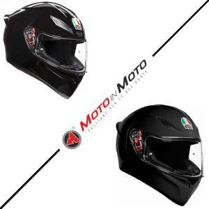 Helmet full-face K1 Solid