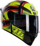 Helmet Full-face Agv Top K1 Soleluna 2015