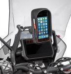 Traversino Givi con portasmartphone S955 KTM 1290 Super Adventure R