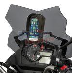 Traversino Givi con portasmartphone S957B Suzuki V-Strom DL 650 2017