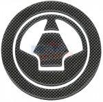 Adesivo tappo serbatoio senza fori moto Kawasaki dal 2006
