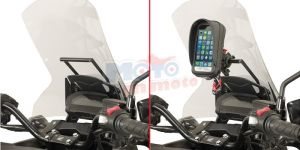 Traversino Givi per portasmartphone Honda NC 750 X del 2017