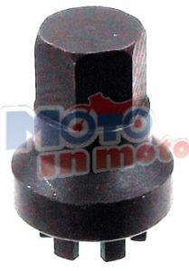 ATTREZZO smontaggio ghiera frizione PIAGGIO vespa PX - LML star 125/150/151/200