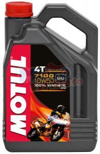Motul 104098 7100 4T 10W-50, 4 litri