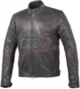 Giacca in pelle Strapelle