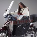 COPRIGAMBE TERMOSCUDO PARANNANZA SCOOTER BIONDI MBK FLAME XC 125