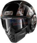 Jet Helmet Drak Dogtag