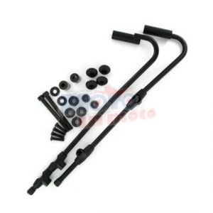 Fitting kit to mount windshield 8061144 e 8071144