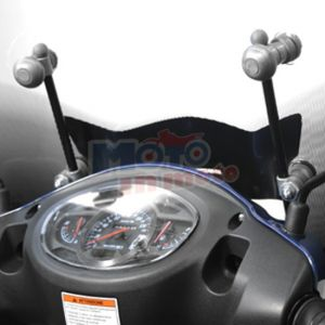 Fitting kit to mount windshield 8061125, 8061126, 8071125 e 8061200