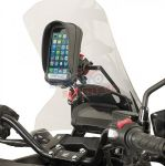 Traversino Givi con portasmartphone S957 Honda NC 750 X