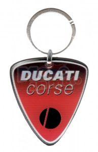 Portachiavi resinato Ducati Corse