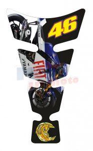 Adesivo parazip paraserbatoio Yamaha 46 V. Rossi