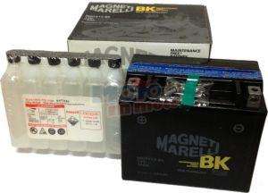 Batteria MOTX12-BS 12V 10Ah con acido a corredo