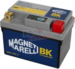 Batteria al Litio MM-ION-2 12V = YTZ7S-BS / YTX7L-BS