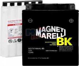 Batteria MOTX14AHL-BS 12V 12Ah