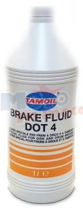 Liquido freni Brake Fluid DOT 4 1lt