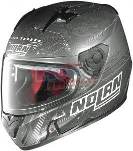 Helmet full-face N64 Wiring 077