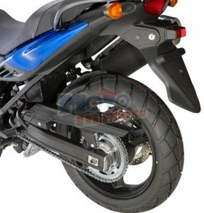Mudguard with chaincover