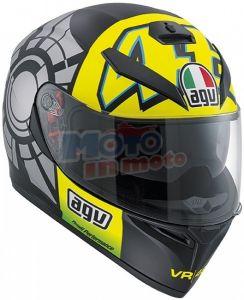 Helmet full face K-3 SV Winter Test 2012